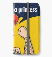 Project like a princess iPhone Wallet/Case/Skin