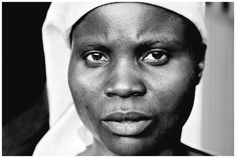 'Victim of War' Eastern Democratic Republic of Congo by Melinda Kerr