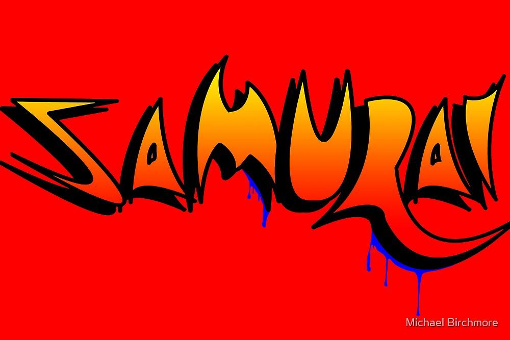 Samurai by Michael Birchmore