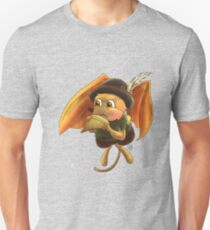 Zeke  Plays the Pan Flute Unisex T-Shirt