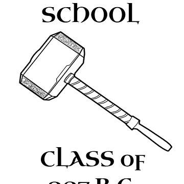 Asgard High School by colink187