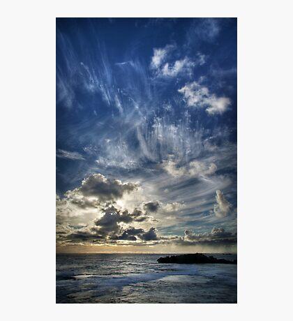 Cloud Evolution Photographic Print