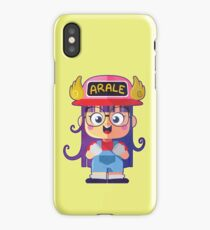 Arale iPhone Case/Skin
