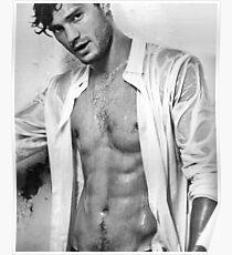 Hot jamie Dornan Wet Poster
