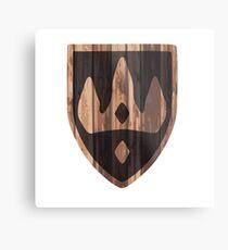 Winterhold Shield Metal Print