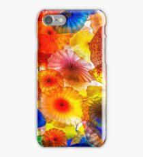 Chihuly Glass  iPhone Case/Skin