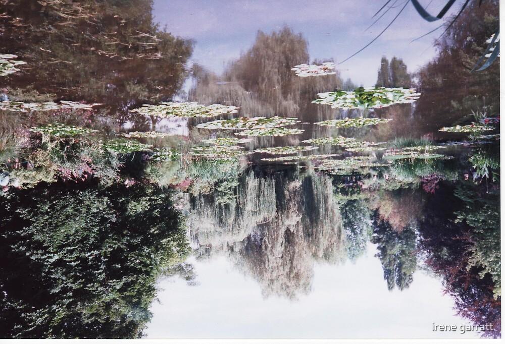 Reflections by irene garratt