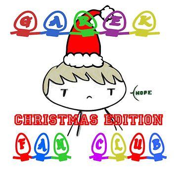 Garek- Christmas Edition by ProfessorSmith