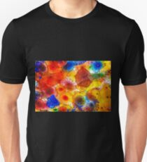 Chihuly glass patterns Unisex T-Shirt