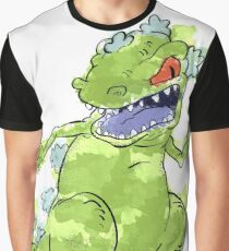 Reptar Color Graphic T-Shirt