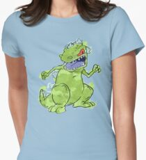 Reptar Color Women's Fitted T-Shirt