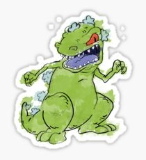 Reptar Color Sticker