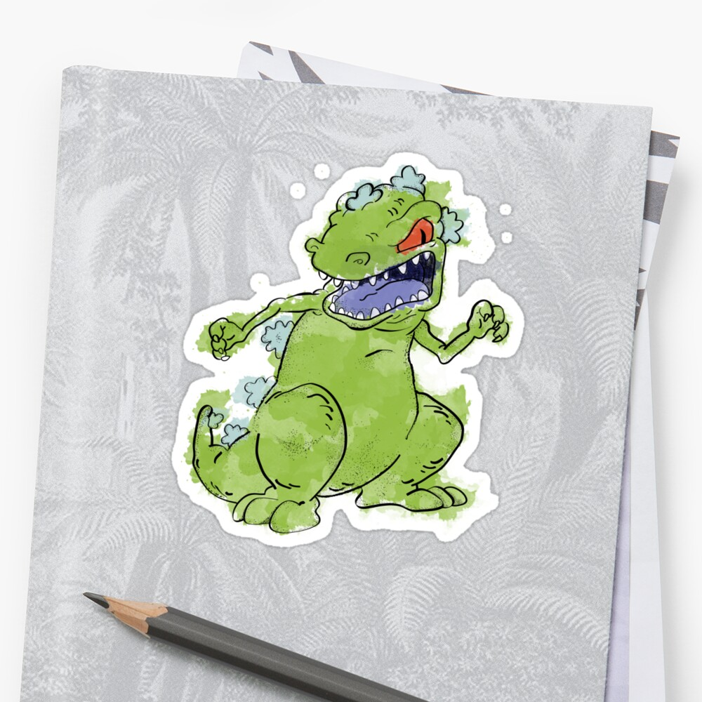 Reptar Color by zcrb