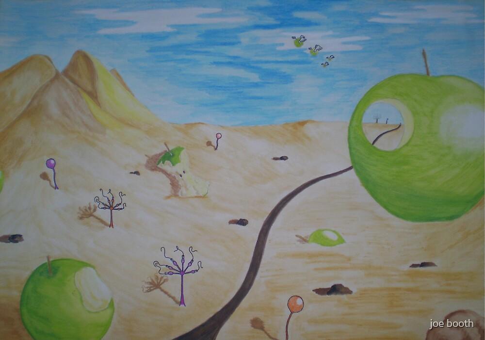 desert core by joe booth