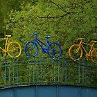 BRIDGE BIKES by andrewsaxton