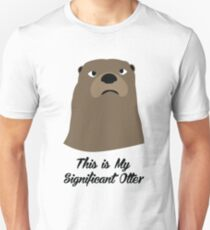 My Significant Otter T-Shirt
