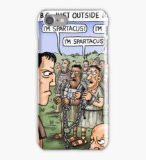 Spartacus iPhone Case/Skin