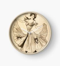 Advanced Vaudeville - 1907 Clock
