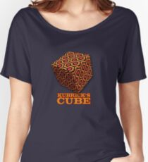 Kubrick's Cube Women's Relaxed Fit T-Shirt