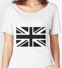 Union Jack Flag of the United Kingdom Women's Relaxed Fit T-Shirt