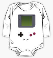 GAME BOY INSPIRED Kids Clothes
