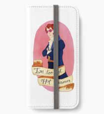 MR. (PARTY) DARCY iPhone Wallet/Case/Skin