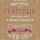 Festivus Card 2 by MookHustle