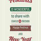 Festivus Card 3 by MookHustle