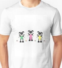 Knitting Sheep  Unisex T-Shirt