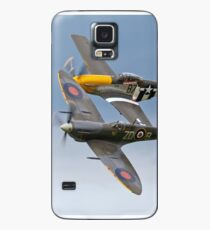 Spitfire & P-51 Mustang Case/Skin for Samsung Galaxy