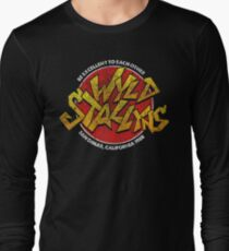 Bill & Ted - Wild Stallyns Band Patch Long Sleeve T-Shirt