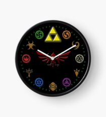 Hero of Time Clock Clock