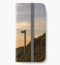 Bend in the path iPhone Wallet/Case/Skin