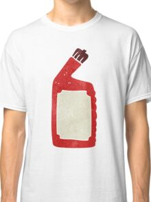 retro cartoon cleaning product Classic T-Shirt