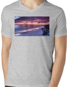 Scape 001 Mens V-Neck T-Shirt