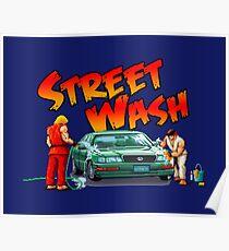 STREET FIGHTER´S NEW JOB Poster