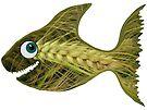 Grain Fish by Juhan Rodrik
