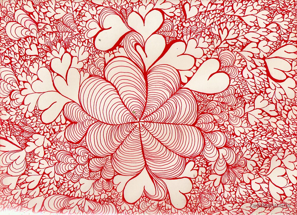 Hearts by kathleenmarie
