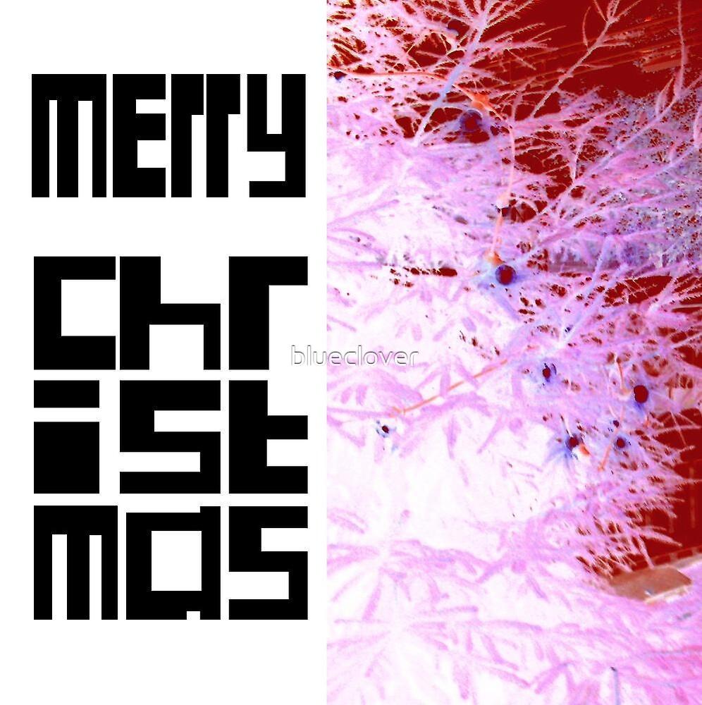 Christmas Card 2 by blueclover
