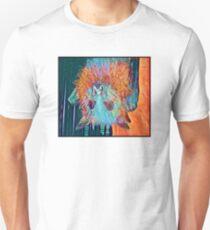 Colourful Baby Flying-fox Unisex T-Shirt