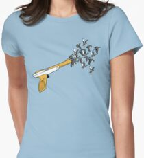 Thrill of the Hunt Women's Fitted T-Shirt
