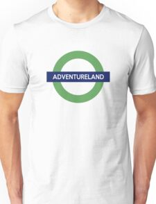 Next Stop, Adventureland Unisex T-Shirt