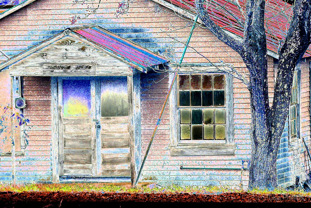 This Old House by Lisa Phillips