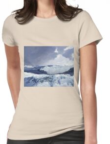 Frederick Judd Waugh - Mid Ocean Womens Fitted T-Shirt
