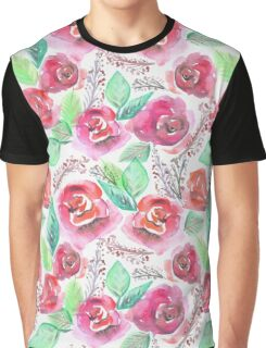 Summer Blossom Graphic T-Shirt