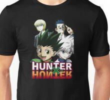 Hunter X Hunter: Gon, Killua, Kurapika, Leorio Unisex T-Shirt