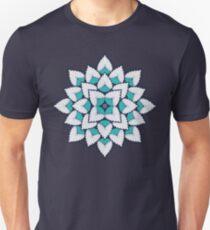 A Floral Burst Unisex T-Shirt