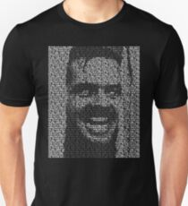 The Shining - All Work And No Play Makes Jack A Dull Boy T-Shirt