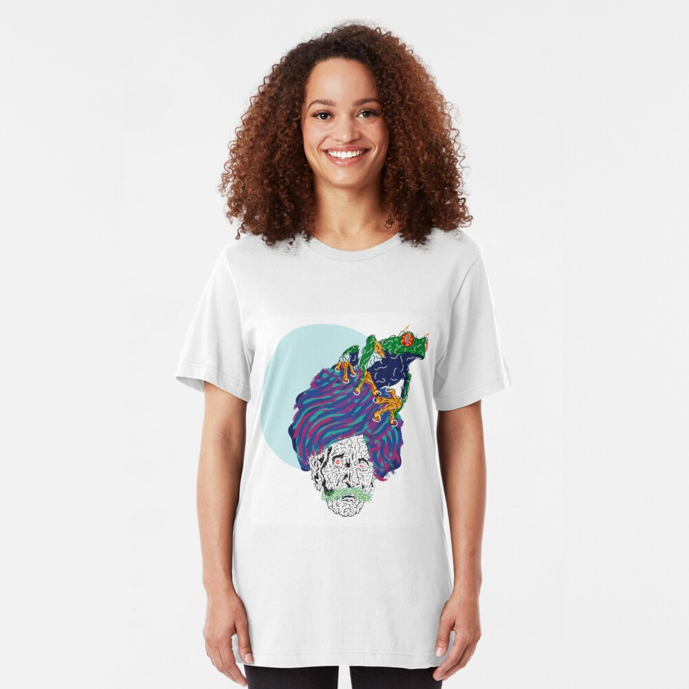 Married Slim Fit T-Shirt