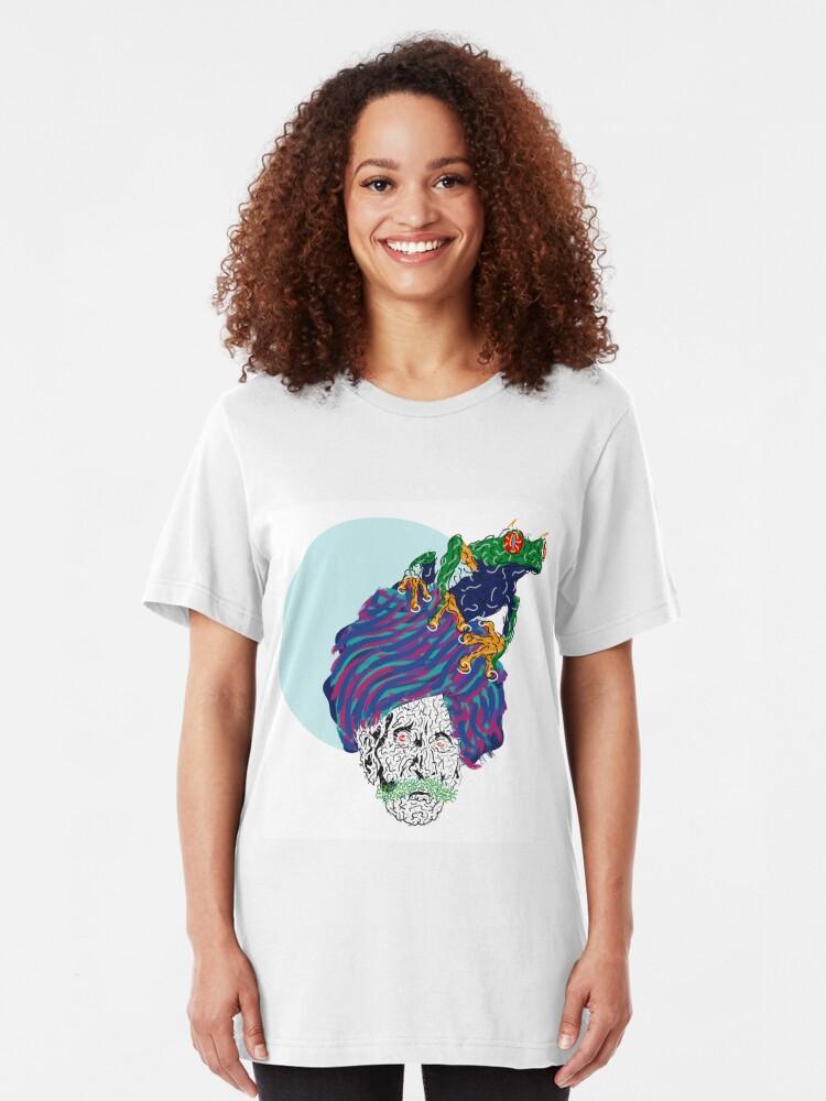 Alternative Ansicht von Married Slim Fit T-Shirt